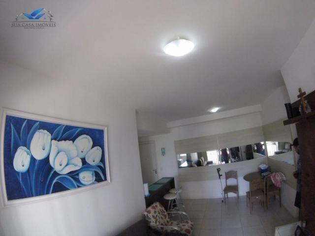 Apartamento à venda com 3 dormitórios em Morada de laranjeiras, Serra cod:AP171GI - Foto 6