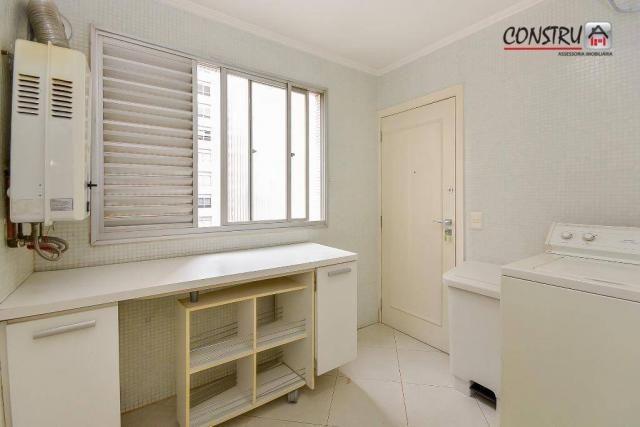 Apartamento com 3 dormitórios à venda, 143 m² por r$ 798.000,00 - batel - curitiba/pr - Foto 17