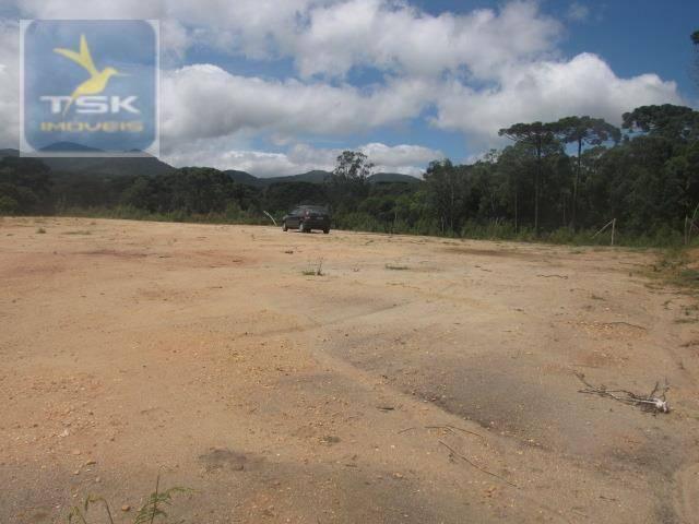Piraquara chácara 64.471,25 m² planta deodoro infinitas possibilidades dentro da cidade ch