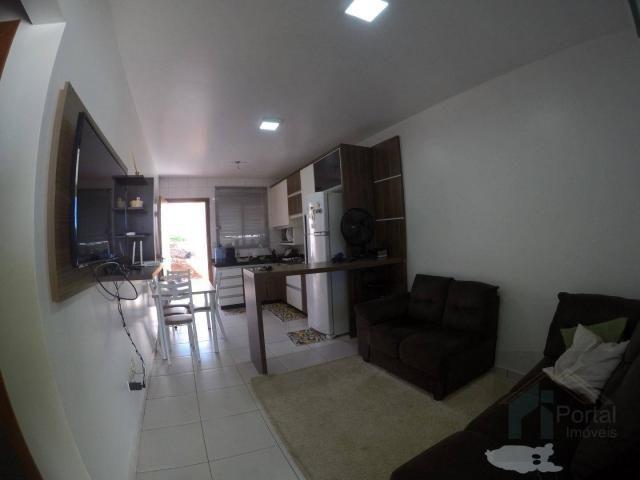 Casa com 2 dormitórios à venda, 60 m² por r$ 250.000 - novo milênio - cascavel/pr - Foto 7