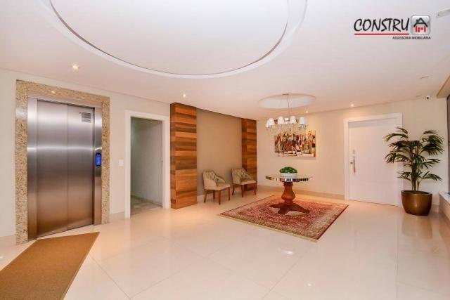 Apartamento com 3 dormitórios à venda, 143 m² por r$ 798.000,00 - batel - curitiba/pr - Foto 19