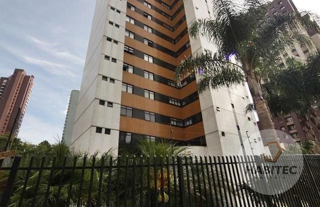 Apartamento à venda com 4 dormitórios em Ecoville, Curitiba cod:1307