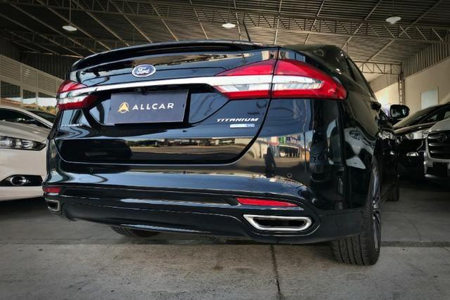 Ford Fusion Titanium Awd C/ Teto Solar 2.0. Preto 2016/2017 - Foto 4