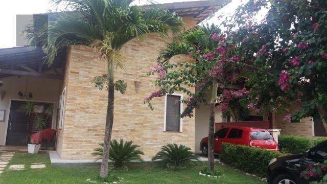 Excelente Casa Plana em condomínio fechado no Centro, Eusébio-CE - Foto 7