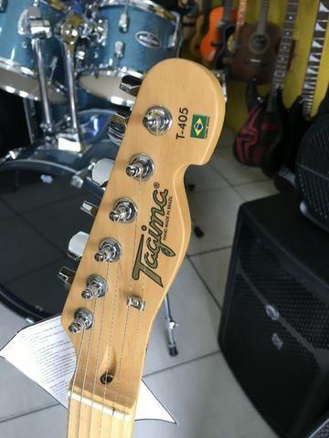 Guitarra Tagima T405 BL - Foto 2