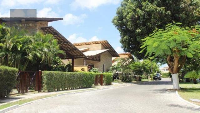 Excelente Casa Plana em condomínio fechado no Centro, Eusébio-CE