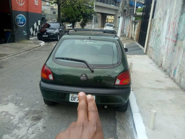 Fiesta glx 1.6 completo 2001 - Foto 5