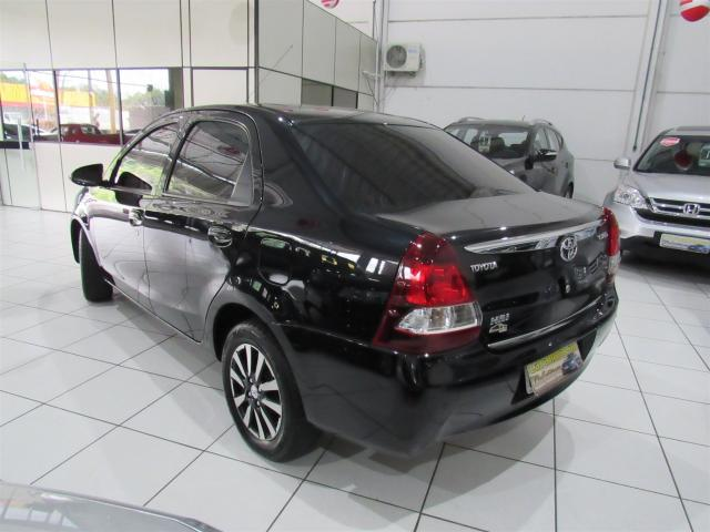 TOYOTA ETIOS 2015/2016 1.5 PLATINUM SEDAN 16V FLEX 4P MANUAL - Foto 6