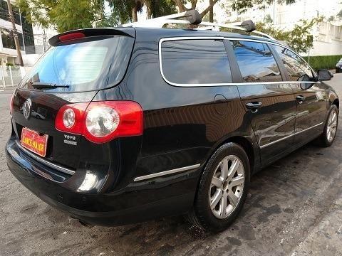 Passat Variant V6 Blindado Aut - Foto 4