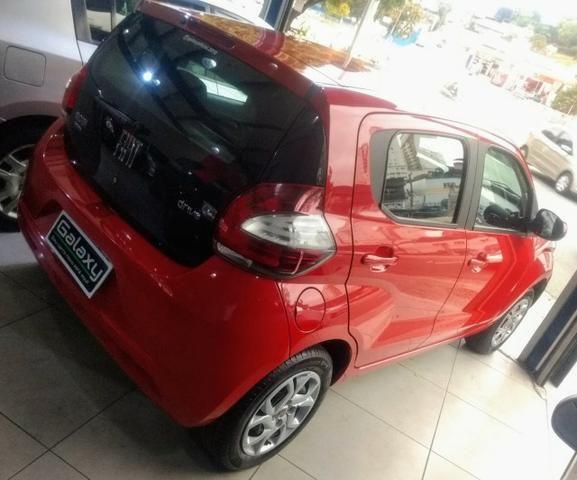 Lindo Fiat Mobi 1.0 Fire 2018 completo ( km baixo ) - Foto 2