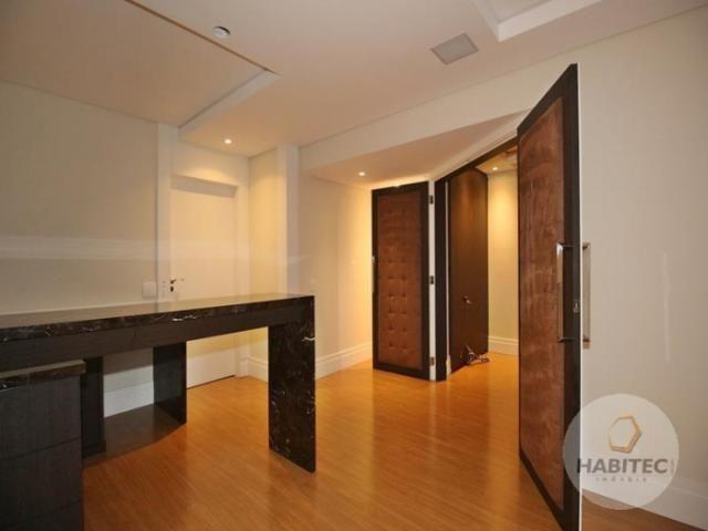 Apartamento à venda com 4 dormitórios em Ecoville, Curitiba cod:1307 - Foto 7