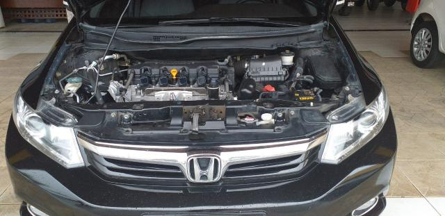 Honda Civic 2014 2.0 LXR Automatico Couro Emplacado - Foto 17