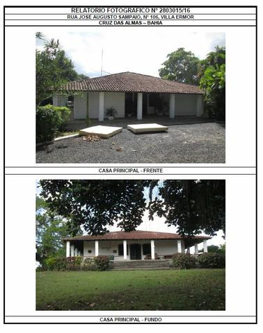 Área de 7130m² em Cruz das Almas (BA) - Vila - Foto 2