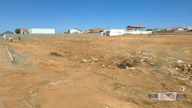 Terreno à venda parcelados , 200 m² - Liberdade - Patos/PB - Foto 7
