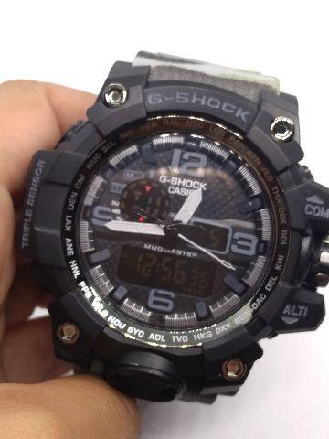 09fc782753a Relógio G-Shock masculino Camuflad - Bijouterias