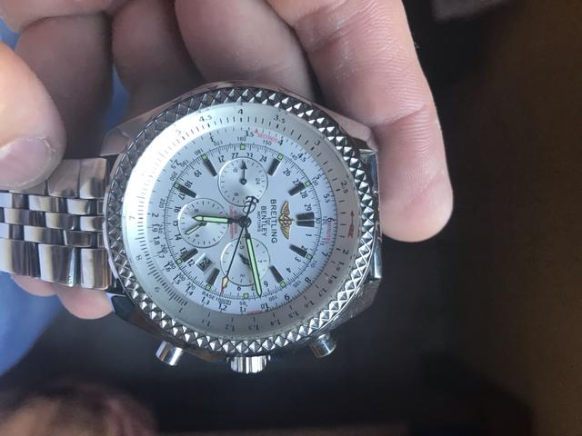cbd17c9b8a8 Relógio Bentley automático - Bijouterias