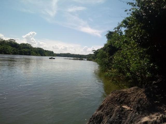 Chácara de 4 Hectares na Beira do Rio Cuiabá antes de Acorizal