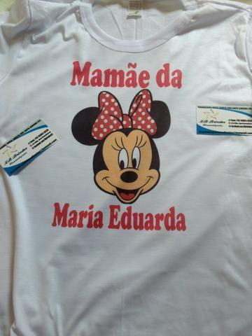 Camiseta Personalizada - Roupas e calçados - Jardim Humberto De ... 6a42046459428