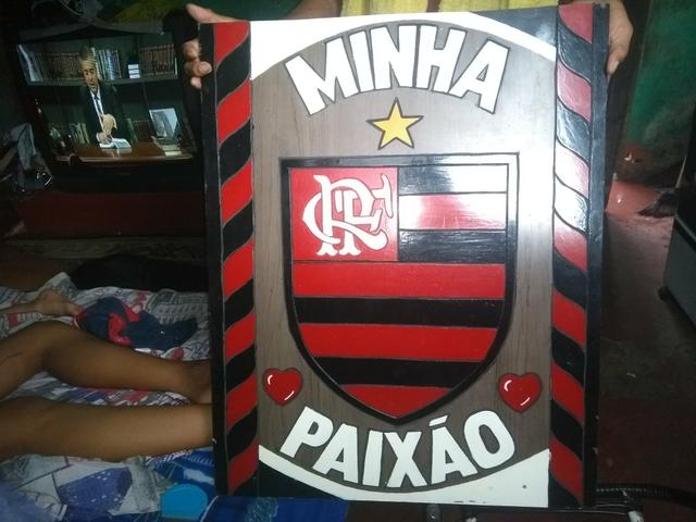 Quadro Flamengo 40 reais Vasco 20 - Artigos infantis - Petrópolis ... 95d21510f4984