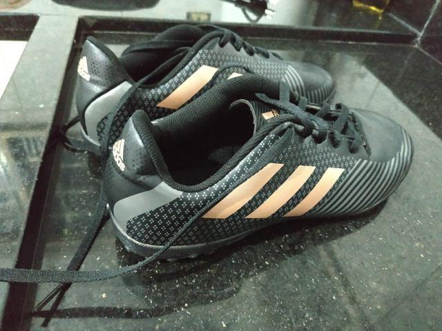 Chuteira socyte Adidas original - Esportes e ginástica - Santa Luzia ... 465d7f677e41a