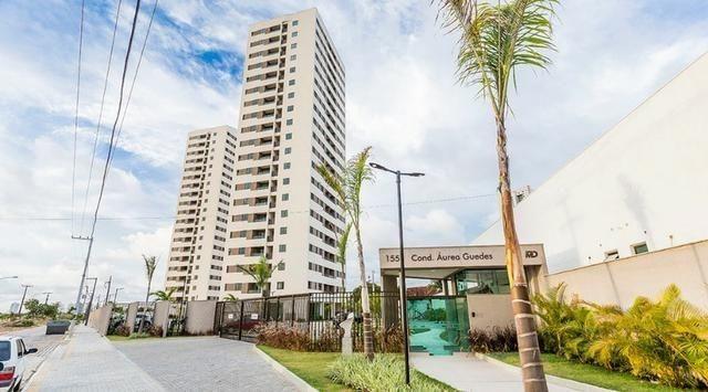 Áurea Guedes - Apartamentos de 3 Quartos em Ponta Negra-RN