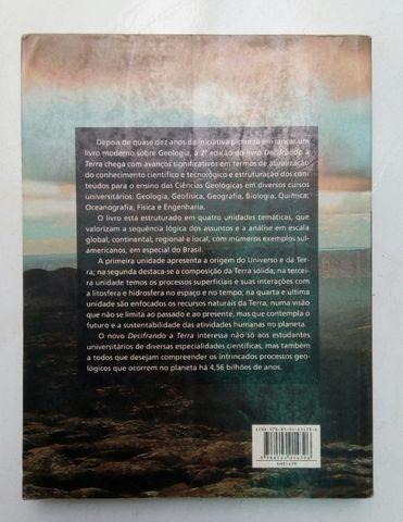 Decifrando A Terra - 2ª Edição - Foto 2