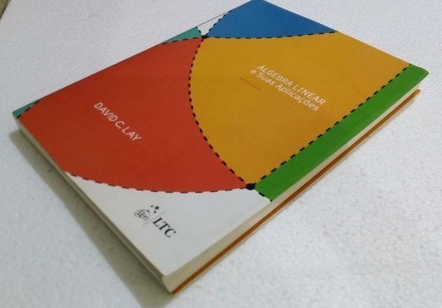 Álgebra Linear E Suas Aplicações - 4ª Ed. David C. Lay - Foto 6