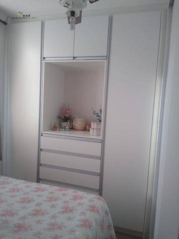 Apartamento pronto em Hortolândia Região Central- Cond. Laranjeiras - Foto 4