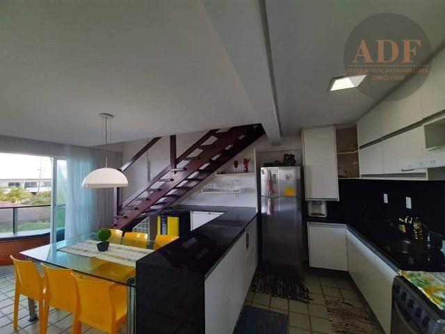 Âncorar - apartamento duplex - 3 quartos à Beira-mar de Porto de Galinhas Locação por Temp - Foto 3