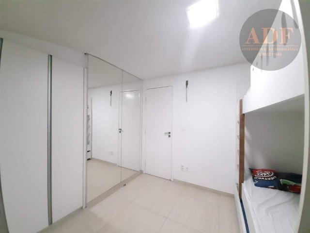 Âncorar - apartamento duplex - 3 quartos à Beira-mar de Porto de Galinhas Locação por Temp - Foto 20