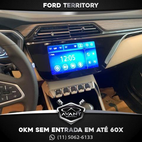 Ford Territory Titanium 1.5 Turbo EcoBoost GTDi - Foto 5