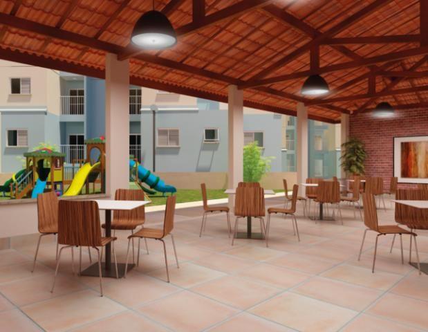 Tangará Residencial Resort - apartamento com 2 quartos em Jacareí - SP - Foto 7