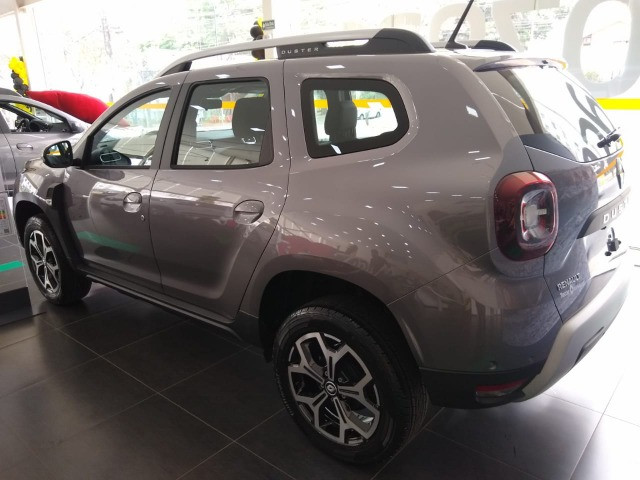 Duster Iconic Cinza - Foto 5