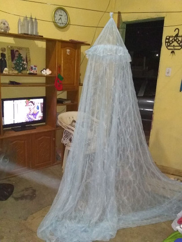 Vendo mosquiteiro de solteiro - Foto 2