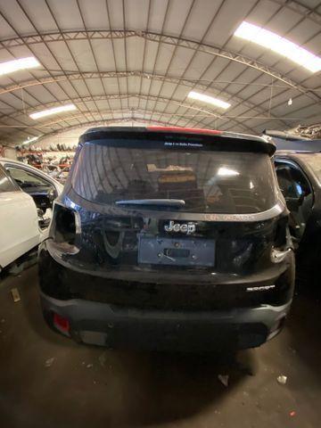 Sucata para retirada de peças- Jeep Renegade - Foto 2