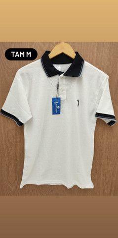 Camisas Gola polo Promoção R$ 45,00 - Foto 3