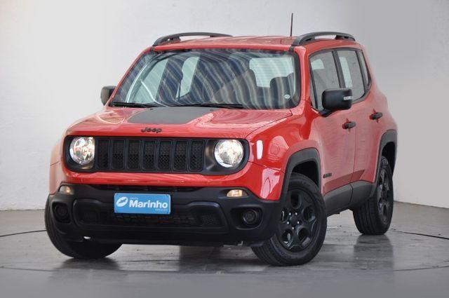 Renegade 1.8 Sport Aut / BX KM / Unico Dono