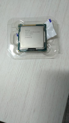 Cpu Processador Intel Xeon E3 1230v2 Equivale A ( I7 3770 ) - Foto 3