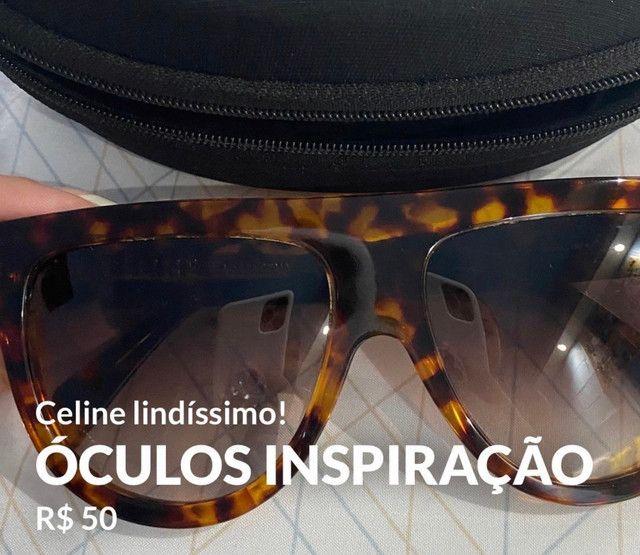 Óculos inspiração Celine