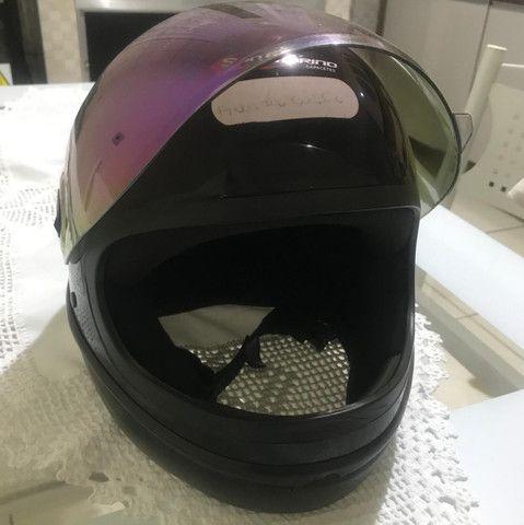Vendo capacete usado - Foto 4