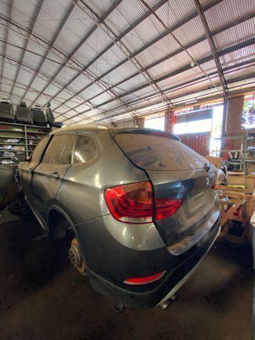 Sucata para retirada de peças- BMW X1 - Foto 2