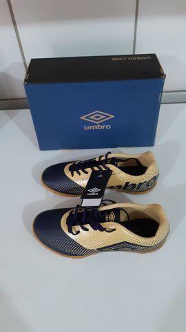 Tênis Umbro Futsal novo na Caixa
