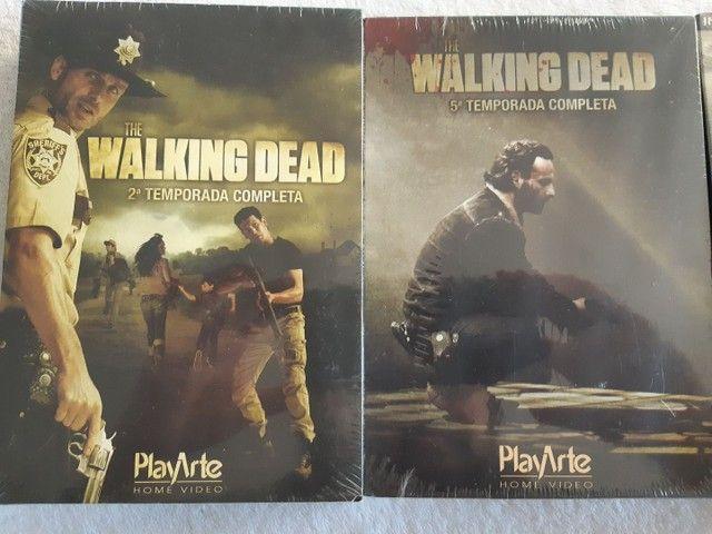 Coleção Walking Dead Lacrada  - Foto 4