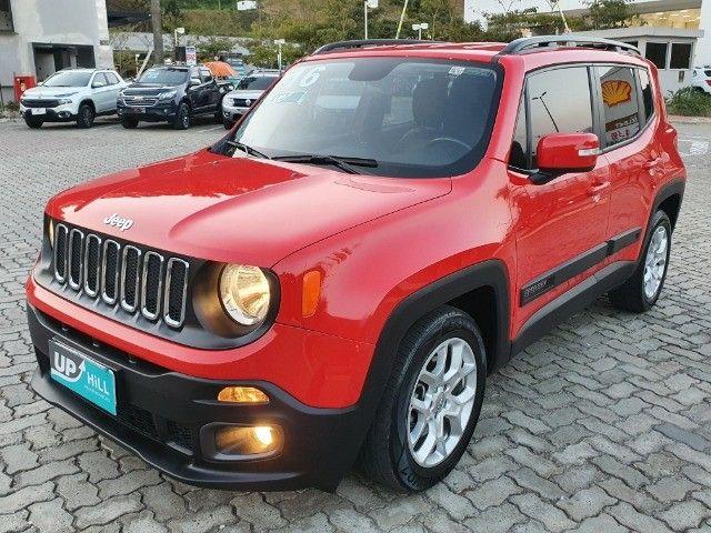 Jeep / Renegade Longitude 1.8 4x2 Automático Flex