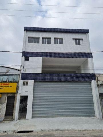 Loja Comercial na parte de cima no bairro Bitaru