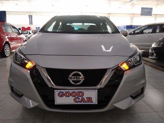 Nissan Versa 1.6 16V Flex Advance Xtronic - Foto 6