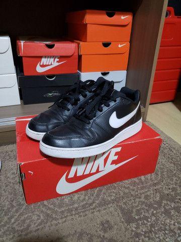 Tênis Nike Court Vision Low - tam. 39 - Foto 2
