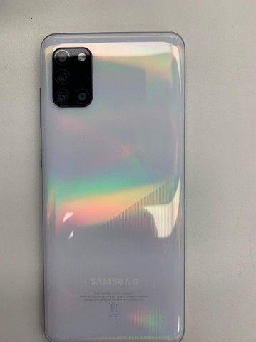 Samsung Galaxy A31- Branco - Foto 5