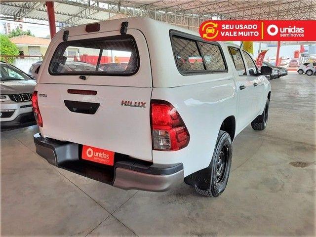 Toyota Hilux 2019 2.8 std 4x4 cd 16v diesel 4p manual - Foto 5