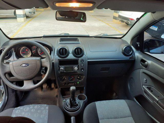 Fiesta 1.0 ano e modelo 2011 completo, IPVA 2021 PAGO - Foto 9